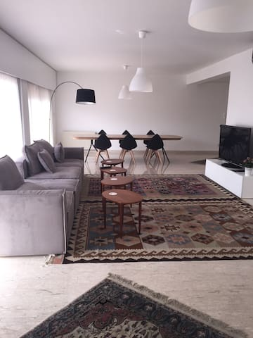 A beautiful flat in the gardens - Strovolos - Apartament