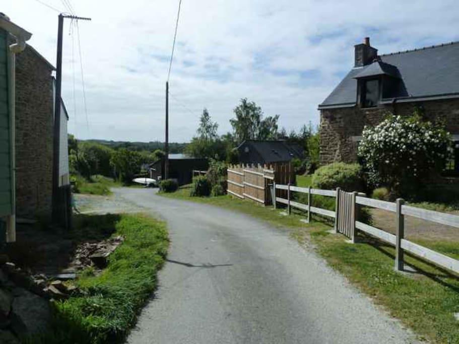 Village les Rues