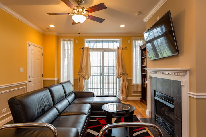 Beautiful Private Room near University of Chicago