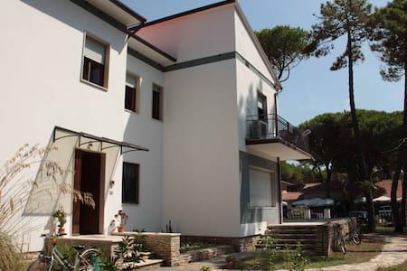 Villa a due passi dal mare - B - Principina A Mare