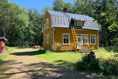 Lovely 100-years-old eco house, fully renovated