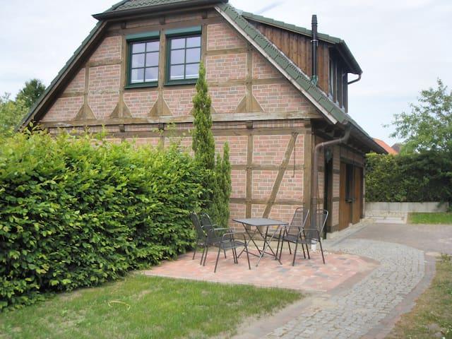Appartement-Landhaus, Heidekreis - Bomlitz - Appartement