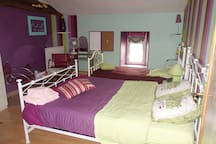 Chambre 2 (4 couchages)
