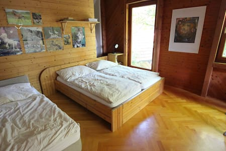 Our guest room - Höbenbach
