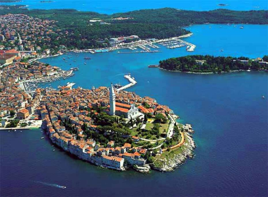 Historical centre of the town of Rovinj