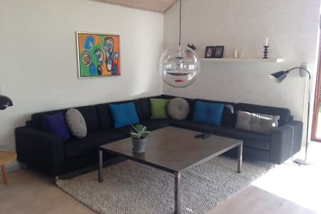 Lækker villa i skønne omgivelser - Ballerup