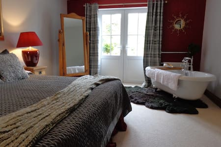 Quirky B&B Near to Everything! 1/3 - Veryan - House