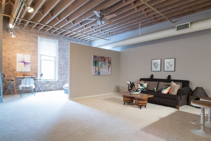 Chic Loft in Prime Location - Chicago - Loft