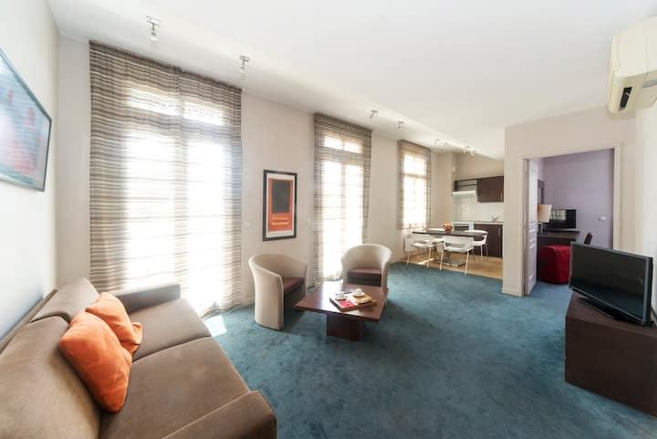 Appartement 4 personnes et piscine