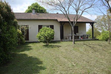 MAISON DE CAMPAGNE PERIGORD - Ribérac - House