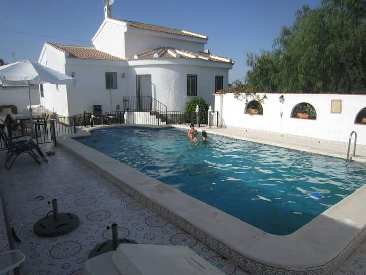 Spaanse villa ,Costa Blanca,Rojales