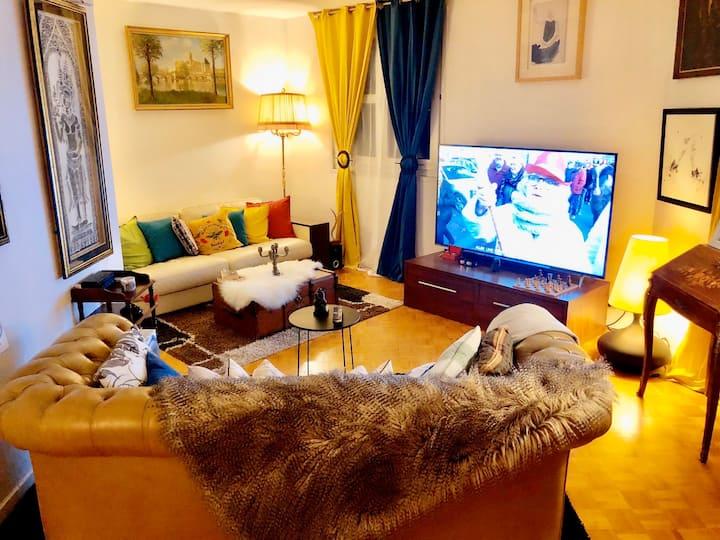 Appartement situé à 15mn à pied des Champs Elysée