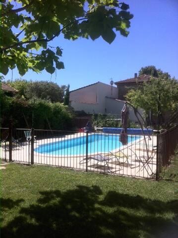 Joli appartement proche d'Avignon - Courthézon - Apartamento