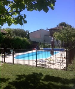 Joli appartement proche d'Avignon - Courthézon