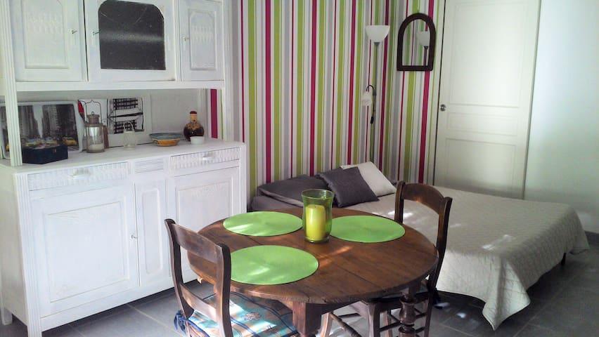 Studio proche d'Avignon - Roquemaure - Apartment