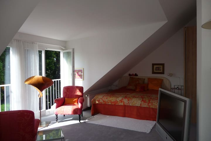 Charming, sunny 2-bedroom, Munich - Germering