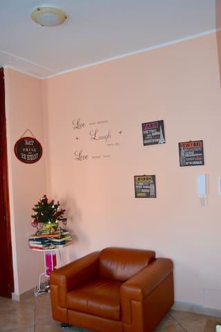 Luminoso e accogliente appartamento - Cercola - Apartment