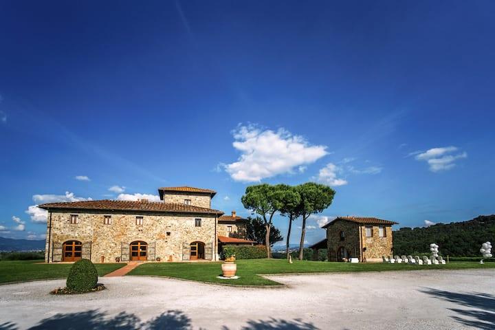 Villa il Granduca, Carmignano