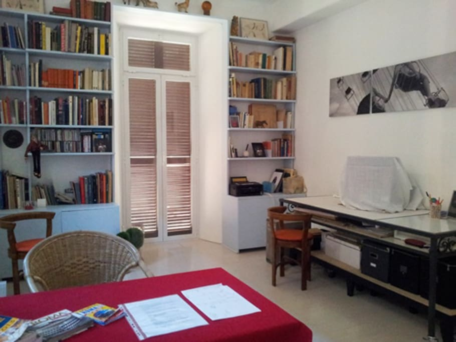 living room studio