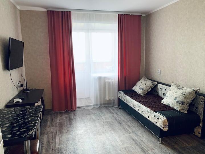 Квартира-студия евро82