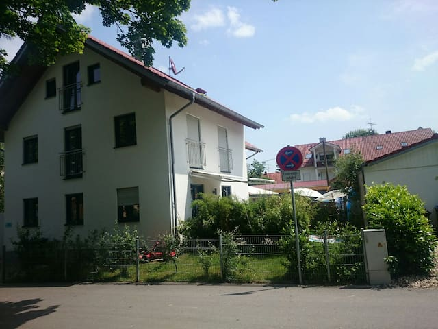 Semi detached house 185 sqm Erding - Erding - Haus