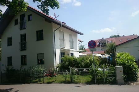 Semi detached house 185 sqm Erding - Erding - Talo