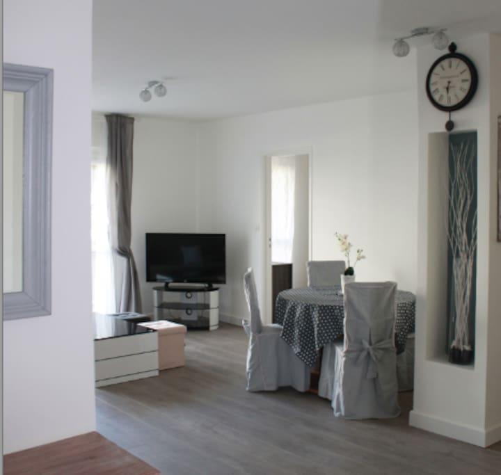 3 pi ces refait neuf 64 m2 appartements louer for Decoration appartement neuf