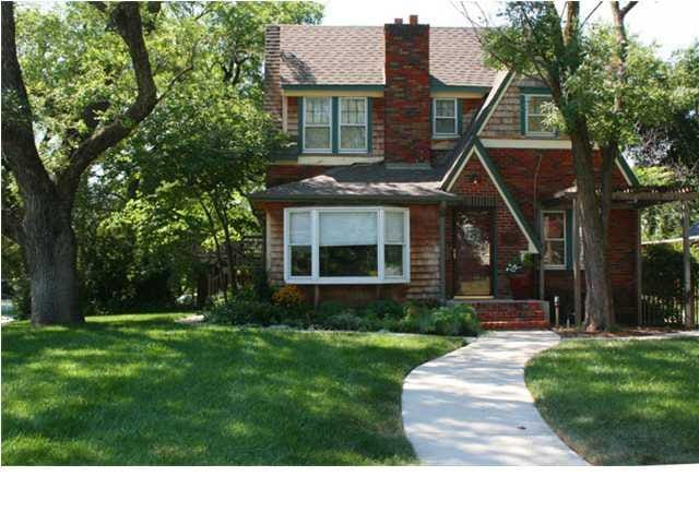 Lovely, Quaint, College Hill - Wichita - House