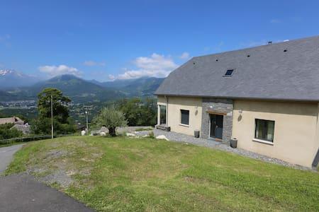 Chalet d'exception 14/16 personnes - Saint-Pastous - Bungalo