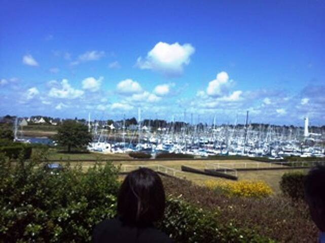 Joli 2 pièces Port Crouesty  ARZON Morbihan - Arzon