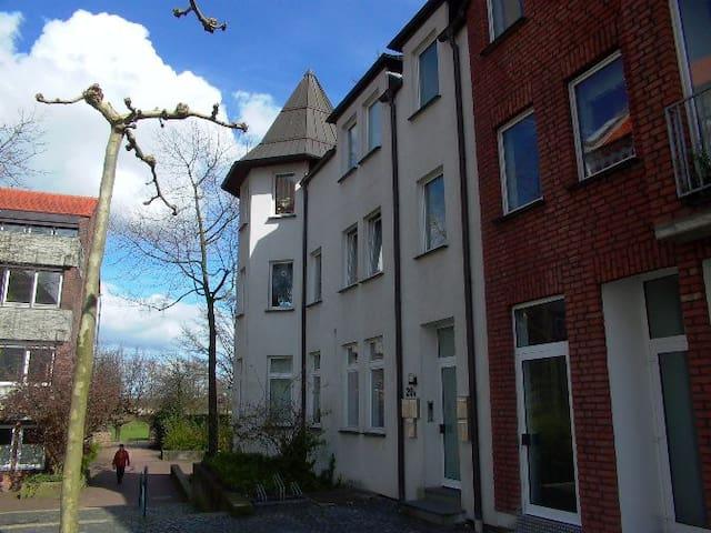 Ferienwohnung am Rathaus - Xanten - Apartment