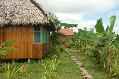 Retreat center + native culture