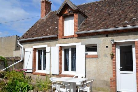 Maison 3 pers calme proche Loire - Châteauneuf-sur-Loire