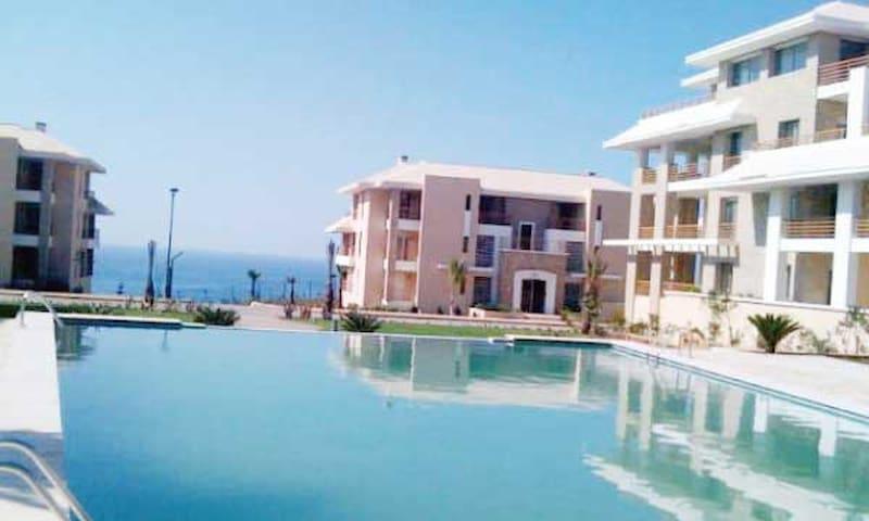 superbe appartement à prestigia plage des nations