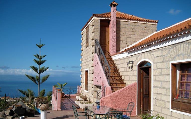 Finca La Tosca Appartement Albatros - Guía de Isora - Leilighet