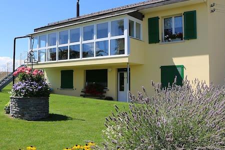 Aux 4 saisons (logement entier) - Saint-Prex - Haus