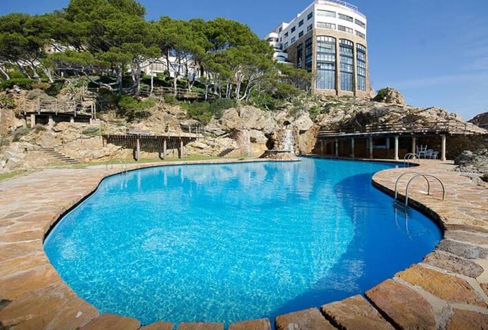 Apartamento en Cap sa Sal.