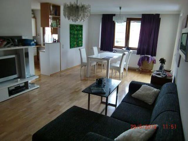 Upscale 100m apartment in best part of Vienna - Wien - Apartment