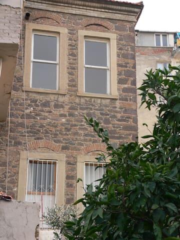 Keyifli bir ortam, tarih ve manzara - Konak - House