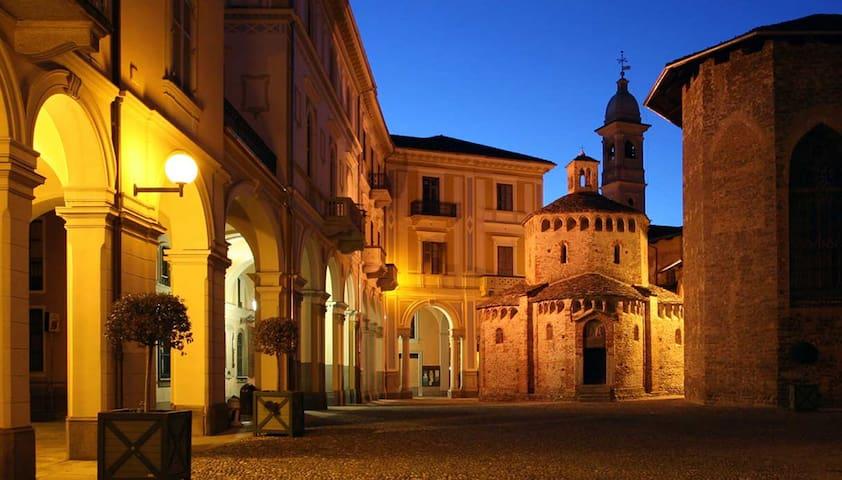 Mansarda in centro - Biella - Casa