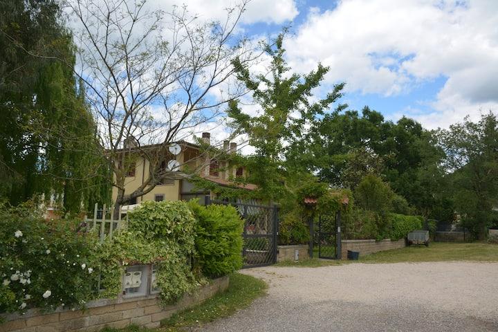 La Casetta, nel verde a due passi da Roma