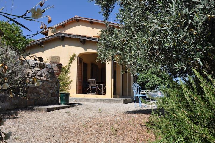 Charming Villa with fantastic panorama Isola Elba - Porto azzurro  - Villa