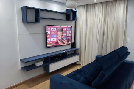 Belo Apartamento Itaquera, 10 min do metro Garagem