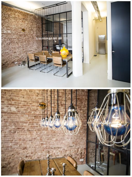 Industrial loft in the center of amsterdam loft 39 s te for Industrial design amsterdam