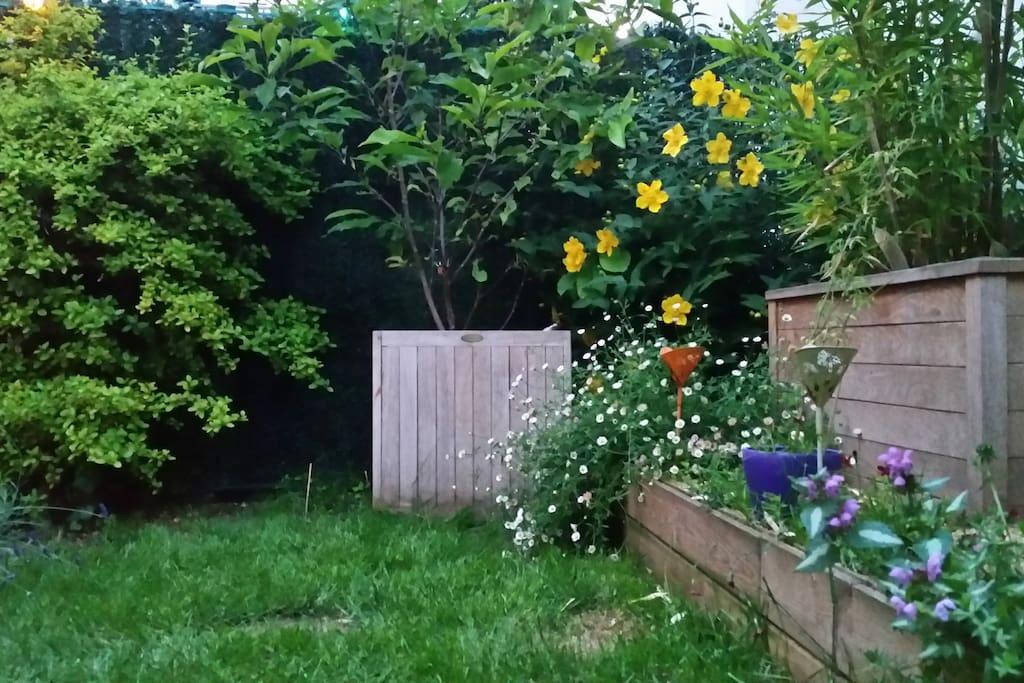 Maison avec jardin 10mn de paris maisons louer - Location maison jardin ile de france colombes ...