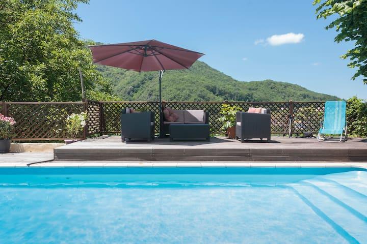Surya Pyrenees - Yoga/pool/garden/views