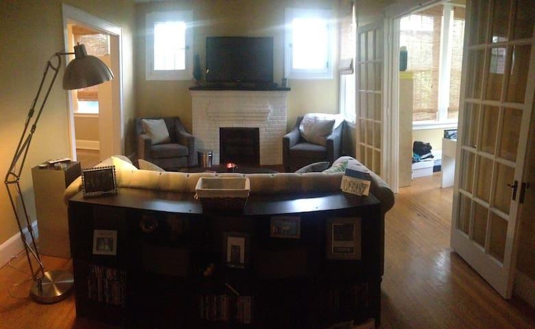 Hyde Park - First Floor Duplex! - Cincinnati - Apartment