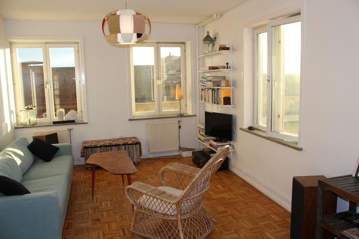 Living room pt. 1.