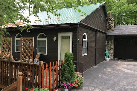 N. Conway Village Carriage House, Pets OK! WIFI, - Conway - Rumah