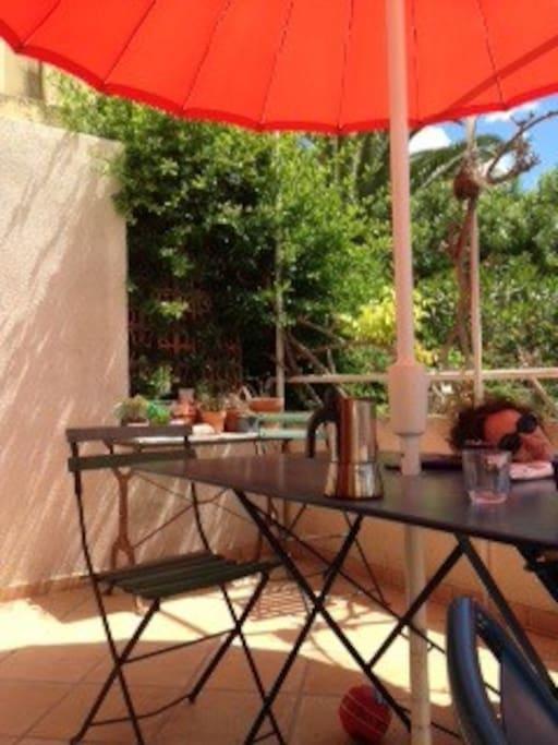 Appartement avec terrasse et jardin apartments for rent - Terrasse jardin londrina quadra marseille ...
